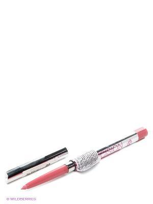 Устойчивый карандаш для губ Precision, тон 9 Bell. Цвет: розовый