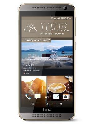 Смартфон HTC One E9 Plus. Цвет: золотистый