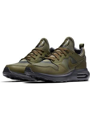 Кроссовки AIR MAX PRIME Nike. Цвет: оливковый