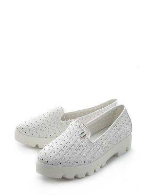 Туфли Summergirl. Цвет: белый