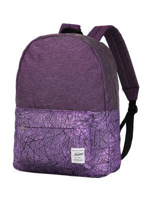 Рюкзак NOSIMOE. Цвет: фиолетовый