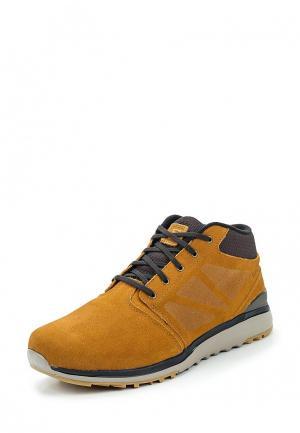 Ботинки Salomon. Цвет: желтый