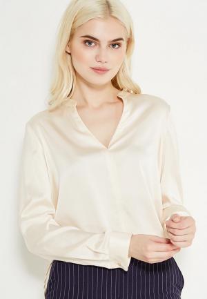 Блуза Delicate Love. Цвет: бежевый
