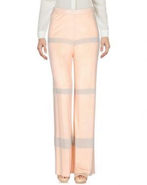 Повседневные брюки ATOS LOMBARDINI. Цвет: лососево-розовый