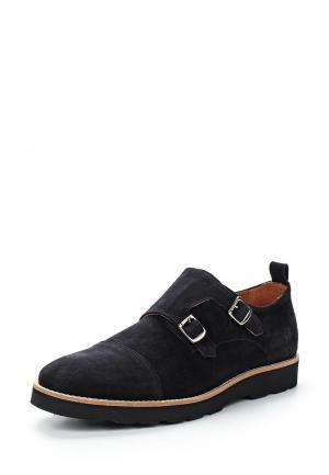 Туфли Trussardi Jeans. Цвет: черный