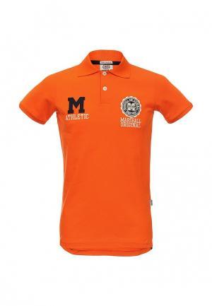 Поло Marshall Original. Цвет: оранжевый