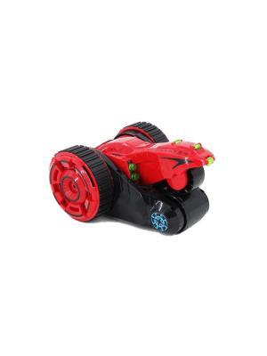 Машинка радиоуправляемая трюковая, 4 колеса Blue Sea. Цвет: красный