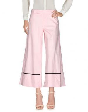 Повседневные брюки COLLECTION PRIVĒE?. Цвет: светло-розовый