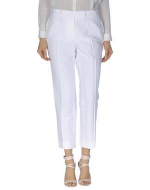 Повседневные брюки Ç X MIRA MIKATI. Цвет: белый