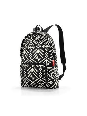 Рюкзак складной Mini maxi hopi Reisenthel. Цвет: черный