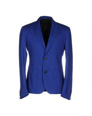 Пиджак MARC BY JACOBS. Цвет: синий