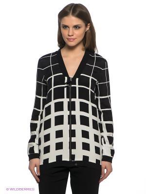 Жакет Vero moda. Цвет: черный, белый