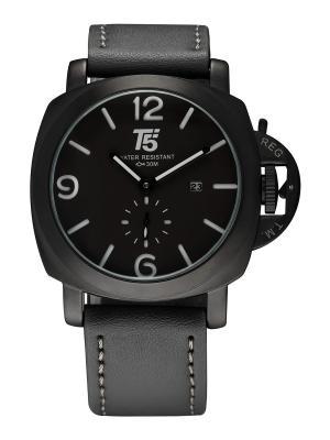 Часы наручные T5. Серия Shmidt T5. Цвет: серый