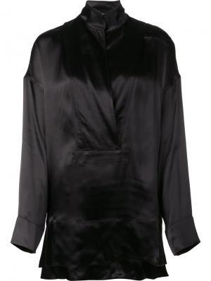 High neck blouse Urban Zen. Цвет: чёрный