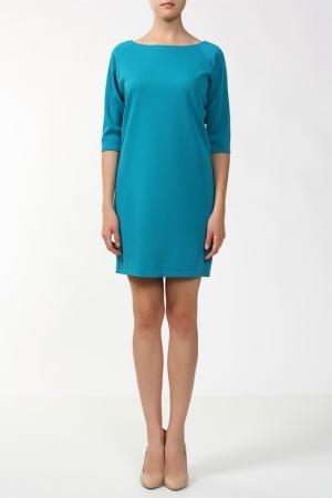 Платье Анора. Цвет: бирюзовый
