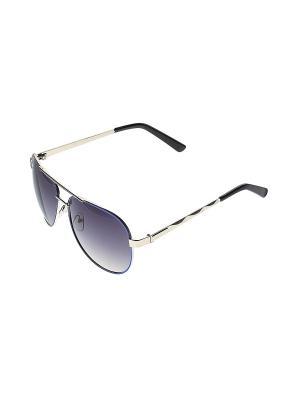 Солнцезащитные очки Infiniti. Цвет: серебристый, черный, синий