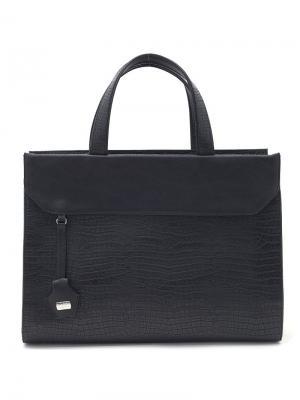 Сумка Solo true bags. Цвет: черный