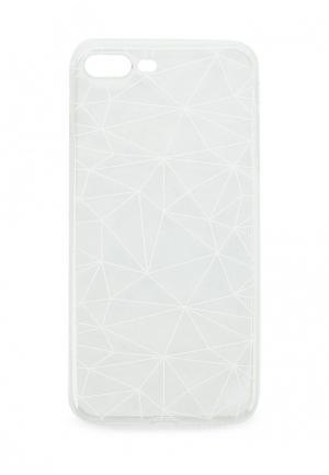 Чехол для iPhone diva. Цвет: белый