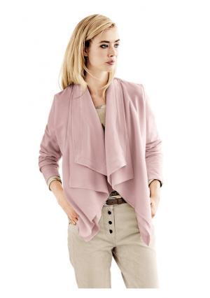 Жакет B.C. BEST CONNECTIONS by Heine. Цвет: розовый, серо-коричневый, серый, экрю