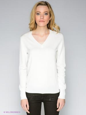 Пуловер TOM FARR. Цвет: молочный