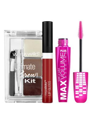 Подарочный набор WnW 149 Wet n Wild. Цвет: розовый, коралловый