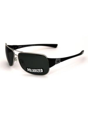 Cолнцезащитные очки Exenza. Цвет: зеленый, черный