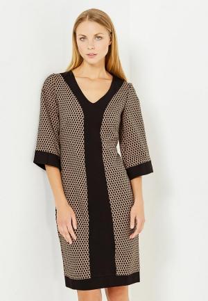 Платье MadaM T. Цвет: коричневый