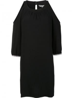 Платье Sicily Trina Turk. Цвет: чёрный