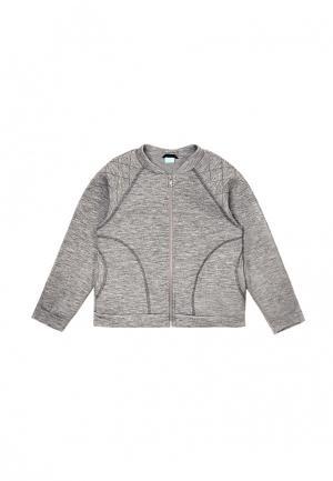 Куртка AnyKids. Цвет: серый