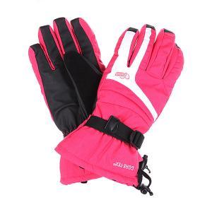 Перчатки сноубордические женские  Falon Glove Pink Pow. Цвет: розовый