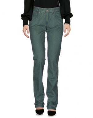 Повседневные брюки BROOKSFIELD. Цвет: зеленый