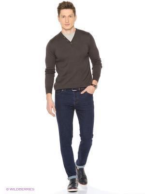 Пуловер Catbalou. Цвет: темно-серый