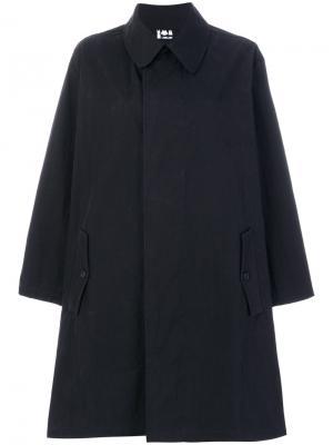 Single breasted coat Labo Art. Цвет: синий