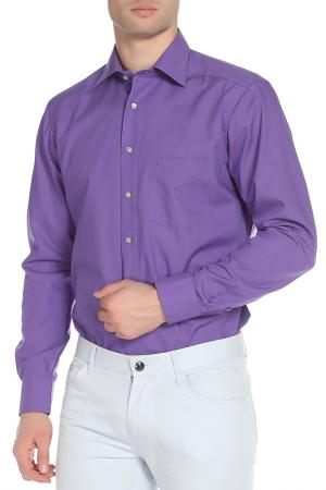 Сорочка Olymp. Цвет: фиолетовый
