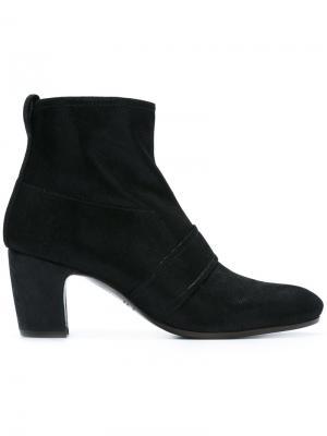 Ботинки Salau Chie Mihara. Цвет: чёрный