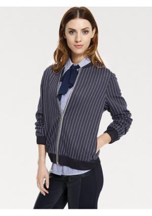 Куртка-блузон Rick Cardona. Цвет: темно-синий