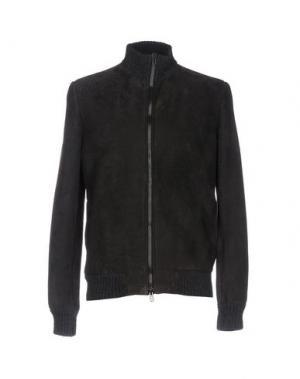 Куртка SALVATORE SANTORO. Цвет: свинцово-серый