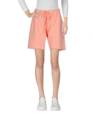 Бермуды CLU. Цвет: абрикосовый