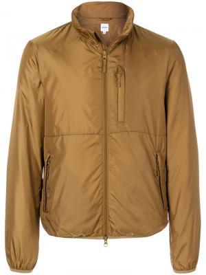 Jilicon jacket Aspesi. Цвет: коричневый