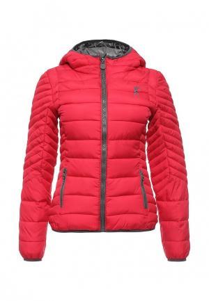 Куртка утепленная Boxeur Des Rues. Цвет: красный