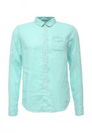 Рубашка Scotch&Soda. Цвет: мятный
