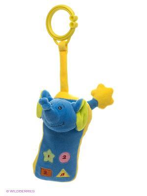 Развивающая игрушка Телефон Amico. Цвет: голубой, салатовый