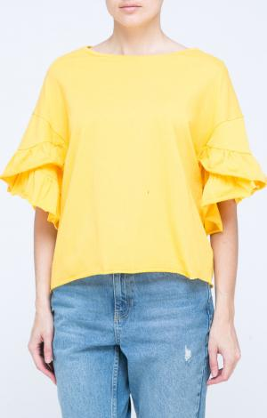 Блуза Желтая Trends Brands