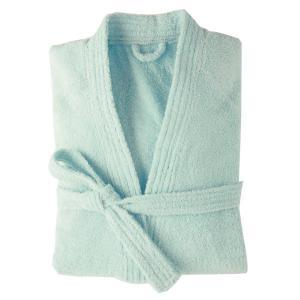 Халат-кимоно 350 г/м² SCENARIO. Цвет: зеленый нефрит
