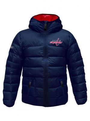 Куртка NHL Capitals Atributika & Club. Цвет: синий