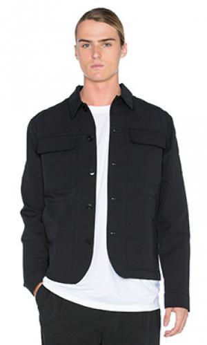 Куртка Helmut Lang. Цвет: черный