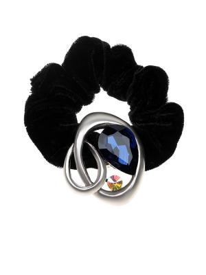 Резинка Happy Charms Family. Цвет: черный,синий,серебристый