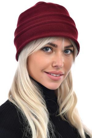 Шляпа Tonak. Цвет: бордовый