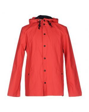 Куртка STILOSOPHY INDUSTRY. Цвет: красный