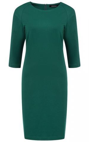 Зеленое трикотажное платье La reine blanche